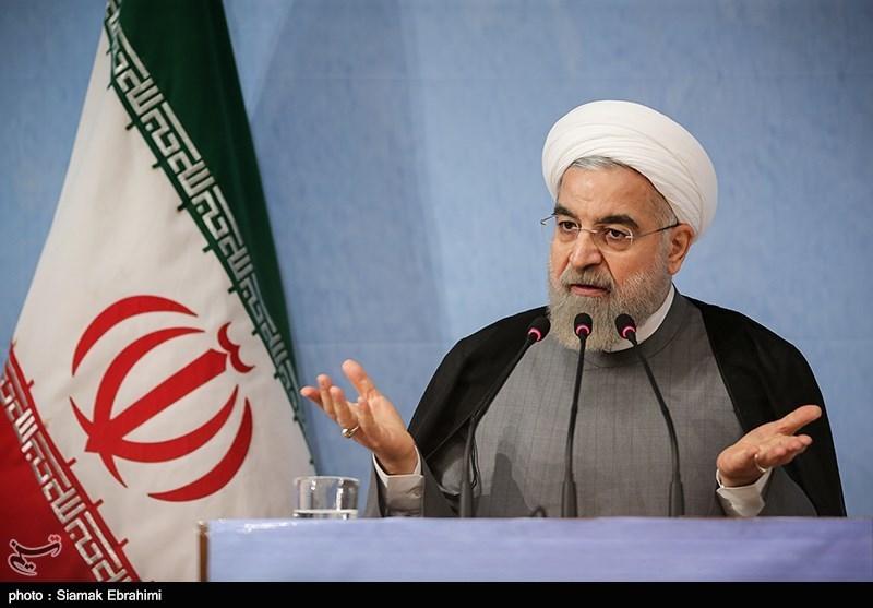 روحانی: دلیل تلاطم بازار «جنگ روانی» است/ همه حاکمان آمریکا علیه ملت ما بودهاند