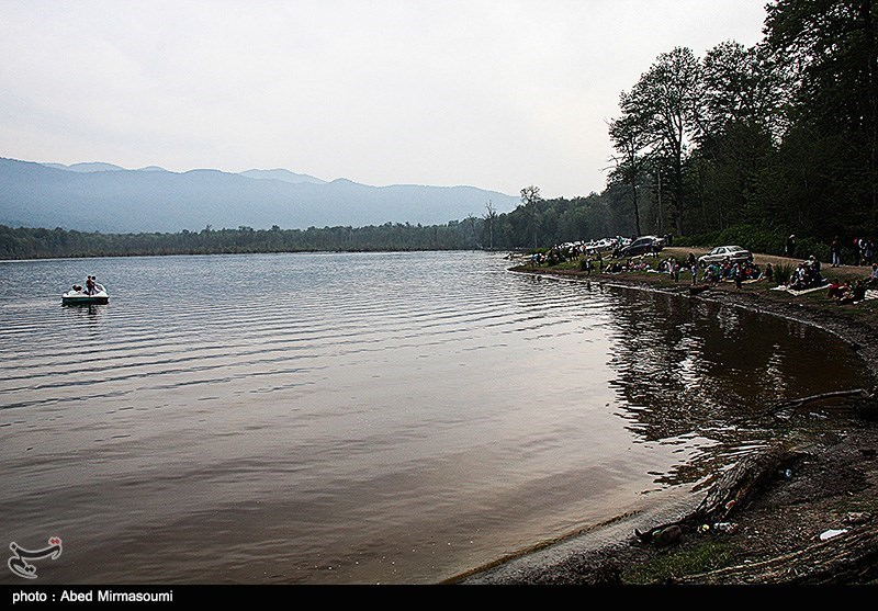 Alendan Lake in Sari, A Fantasy That Is A Reality