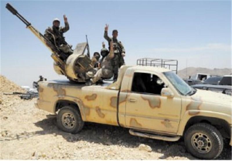 هلاکت 70 تروریست در یک عملیات ارتش سوریه