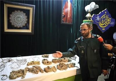 توضیحات سردار باقرزاده درباره  175 شهید غواص دست بسته