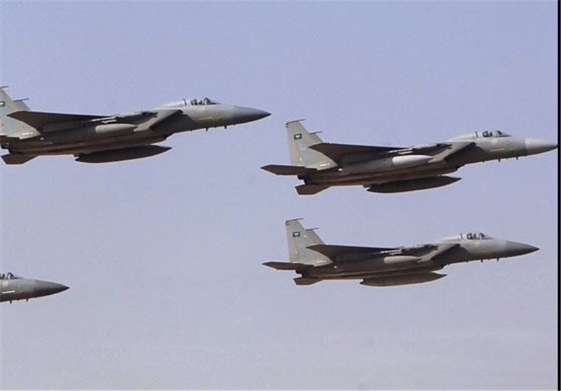 Saudi Warplanes Target Yemen's Marib for Two Times