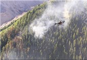 Drones to Detect Wildfires in Iran
