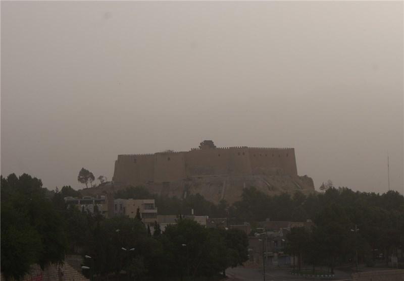 ورود موج جدید ریزگردها به استان لرستان/ آلودگی هوای خرم آباد به 4 برابر حد مجاز رسید