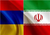 Iran's First VP, Armenian PM Stress Expansion of Ties