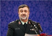 Iran Fully Prepared to Confront Terrorist Threats: Police Commander