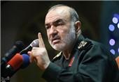 سردار سلامی: ملت ایران آمریکا را بزرگترین دشمن انقلاب اسلامی میدانند