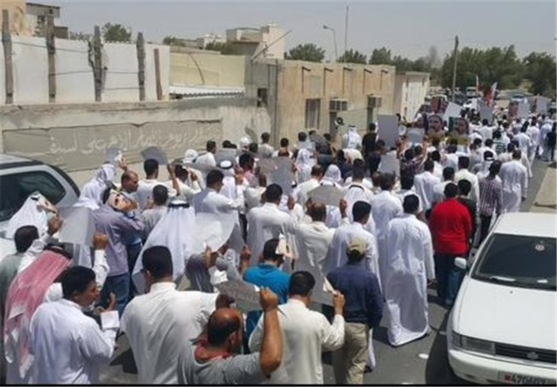 Bahrainis Stage Massive Protests in Solidarity with ...