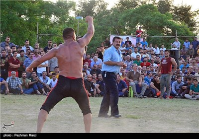 Local Games in Iran's Northern Shirood City