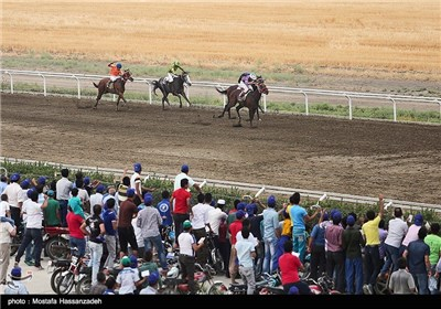 Horse-Racing in Iran's Northeastern Golestan Province