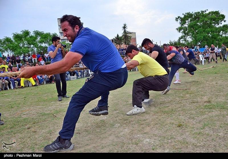 بازی های بومی و محلی در شیرود - مازندران