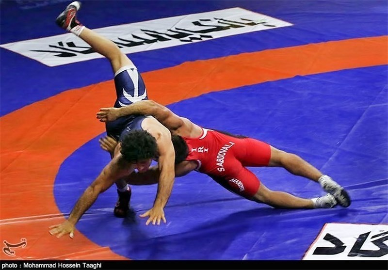 Iran's Greco-Roman Wrestlers Claim Two Golds in Spain Tournament