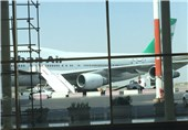 سرگردانی 400 مسافر پرواز تهران ــ مشهد ماهان در فرودگاه هاشمینژاد