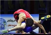 تست سر زده وادا از مدالآوران کشتی ایران