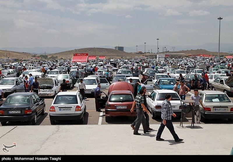 قیمت خودرو امروز 1398/04/23| کاهش 500 تا 1 میلیون تومانی قیمتها