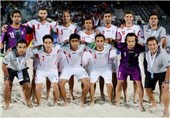 Iran to Hold Camp in Brazil ahead of Beach Soccer World Cup