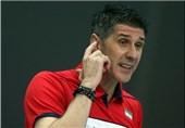"Iran Coach Kovac Calls US ""World's Best Volleyball Team"""