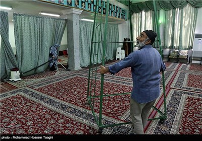 Iranian People Preparing for Holy Month of Ramadan
