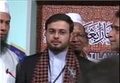 فیلم/آخرین تلاوت مرحوم حاجیحسنی در کنار کعبه