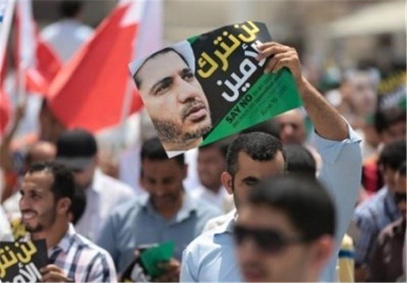الشیخ علی سلمان من زنزانة الاعتقال : الإرهاب الدولی أکد حضاریّة المعارضة البحرینیّة