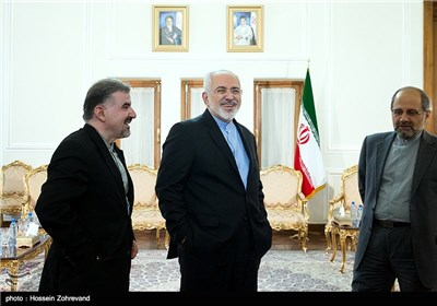 Senior Mexican Senator Meets with Iran's Foreign Minister