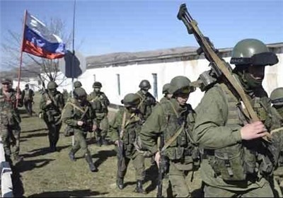 فیلم اختصاصی تسنیم از حمله جنگنده های آمریکایی به مستشاران روسیه در دیرالزور