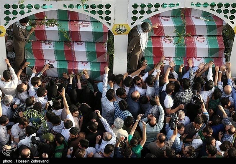 دلنوشته خانواده شهدا خبرگزاری تسنیم - دلنوشته وزیر بهداشت برای شهدای غواص +عکس