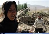 """""""بیخانمان و مقروض"""" حال و روز این روزهای بازماندگان زلزله آذربایجان"""