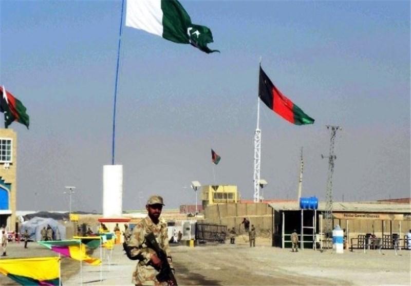 مرز افغانستان و پاکستان