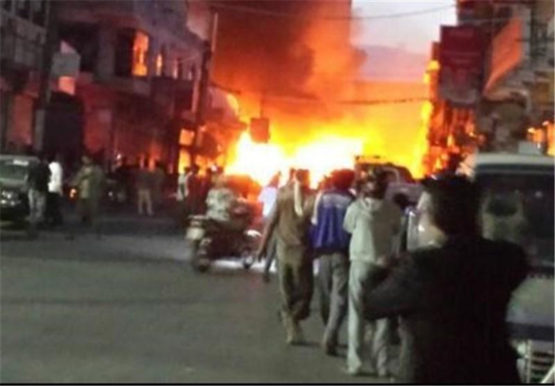 انفجار انتحاری در عدن 45 کشته بر جای گذاشت