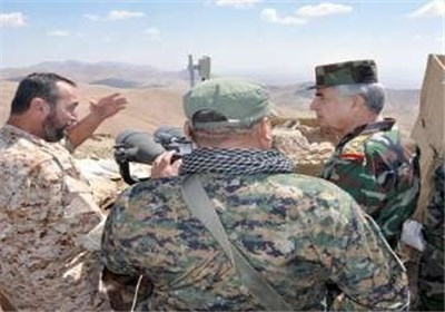 Syria Military Says Will Chase Militants 'Wherever They Are'