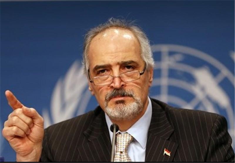 بشار الجعفری : لا هدف لترکیا سوی زعزعة الاستقرار فی سوریا وم.اعم محاربتها لداعش کذبة وخدعة