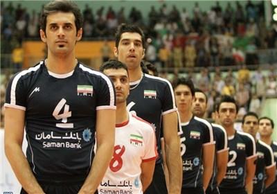 والیبال ایران به دنبال صعود