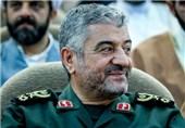 پیام تبریک سردار جعفری به نماینده جدید ولیفقیه در سپاه