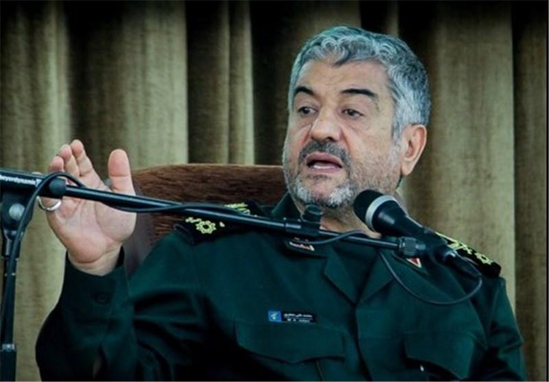 IRGC Commander Highlights Islamic Revolution's External Influence