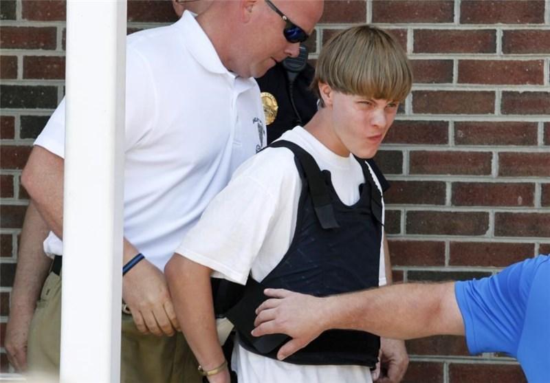 White Man Arrested in Slaying of Nine Blacks at South Carolina Church