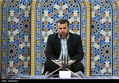محفل انس با قرآن کریم با حضور مقام معظم رهبری
