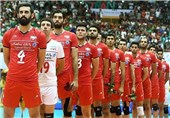 Iran Volleyball Team Invited to Berlin
