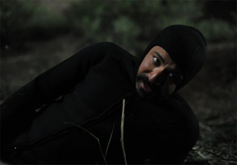 فیلمبرداری «پری دریایی» با قصهی رزمنده غواص، تمام شد