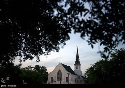 كنيسة امانوئيل من أقدم كنائس السود في أمريكا