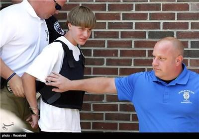 دیلان روف 21 عاما، مهاجم الكنيسة، قام بقتل 9 أشخاص