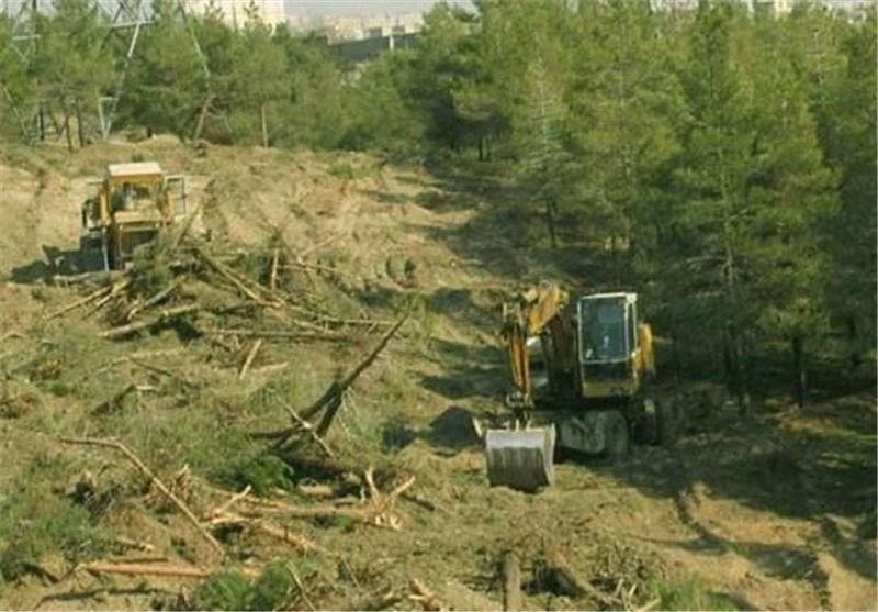 آسیب به منابع طبیعی