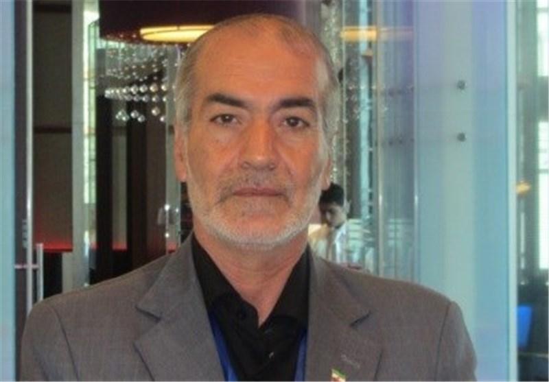 قدرت علی حشمتیان رئیس جبهه متحد مستقلین