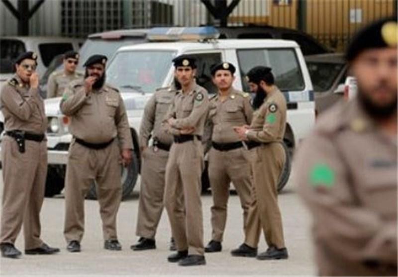 شرطة سعودیة