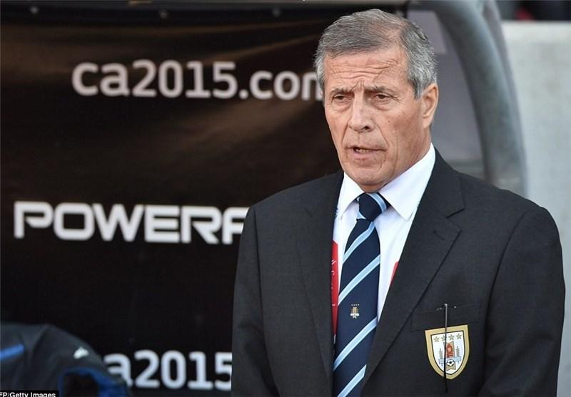 اسکار تابارس سرمربی تیم ملی اروگوئه