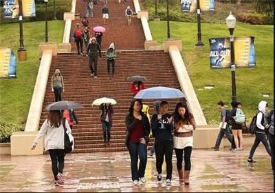 بیشترین جمعیت دانشجوی خارجی آمریکا متعلق به چه کشوری است؟