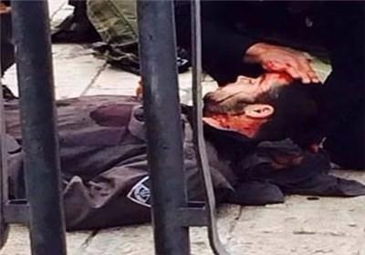 استشهاد شاب فلسطینی بعد طعنه صهیونیین بالقدس المحتلة