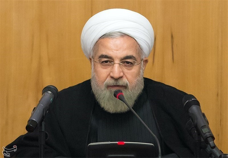 Rouhani: UNSC Likely to Discuss Plan to Lift Sanctions on Iran