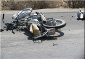 تصادف موتورسیکلت