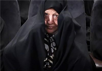 صدای تسنیم - چند سوال از همسر آقای هاشمی رفسنجانی