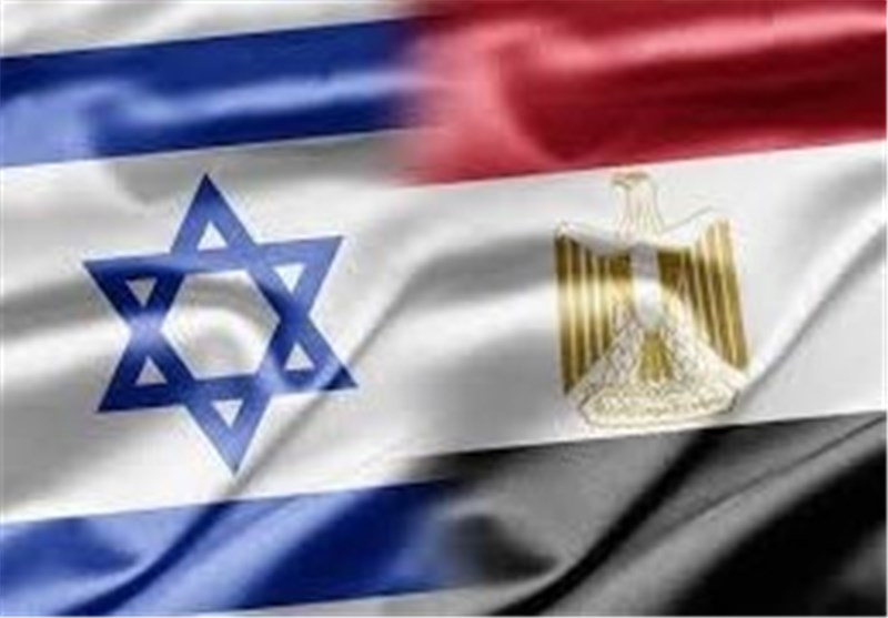 پرچم مصر اسرائیل